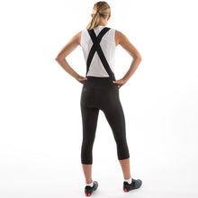Load image into Gallery viewer, Pearl Izumi Attack Bib Capri - Black