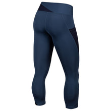 Load image into Gallery viewer, Pearl Izumi Wander Crop - Dark Denim/Navy