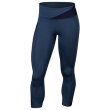 Load image into Gallery viewer, Pearl Izumi Wander Crop - Dark Denim/Navy | VeloVixen