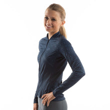 Load image into Gallery viewer, Pearl Izumi Attack Long Sleeve Jersey - Navy Deco Wrap