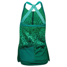 Load image into Gallery viewer, Pearl Izumi Sugar Sleeveless Jersey - Malachite/Alpine Green Hex