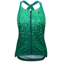 Load image into Gallery viewer, Pearl Izumi Sugar Sleeveless Jersey - Malachite/Alpine Green Hex | VeloVixen