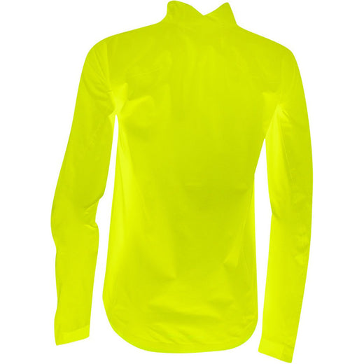 Pearl Izumi Torrent WxB Jacket - Screaming Yellow/Turbulence