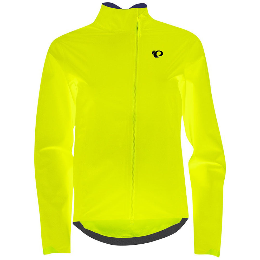 Pearl Izumi Torrent WxB Jacket - Screaming Yellow/Turbulence | VeloVixen