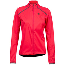 Load image into Gallery viewer, Pearl Izumi Zephrr Barrier Jacket - Virtual Pink/Turbulence | VeloVixen