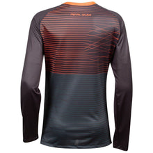 Load image into Gallery viewer, Pearl Izumi Summit Long Sleeve Jersey - Phantom/Fiery Coral Frequency