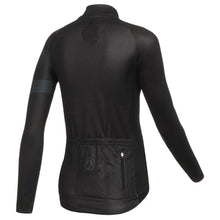 Load image into Gallery viewer, Stolen Goat Bodyline Long Sleeve Cycling Jersey - Kuro Black