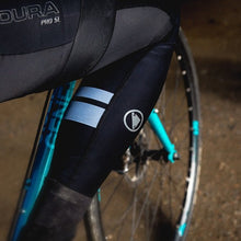 Load image into Gallery viewer, Endura Pro SL Leg Warmers II - Black