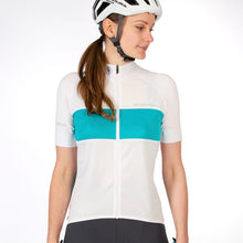 Load image into Gallery viewer, Endura FS260 Pro Jersey - Hi Viz Coral