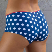 Load image into Gallery viewer, Urbanist Women's Cycling Padded Polka Dot Pants | VeloVixen