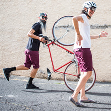 Load image into Gallery viewer, Velocity Climber Shorts - Burgundy