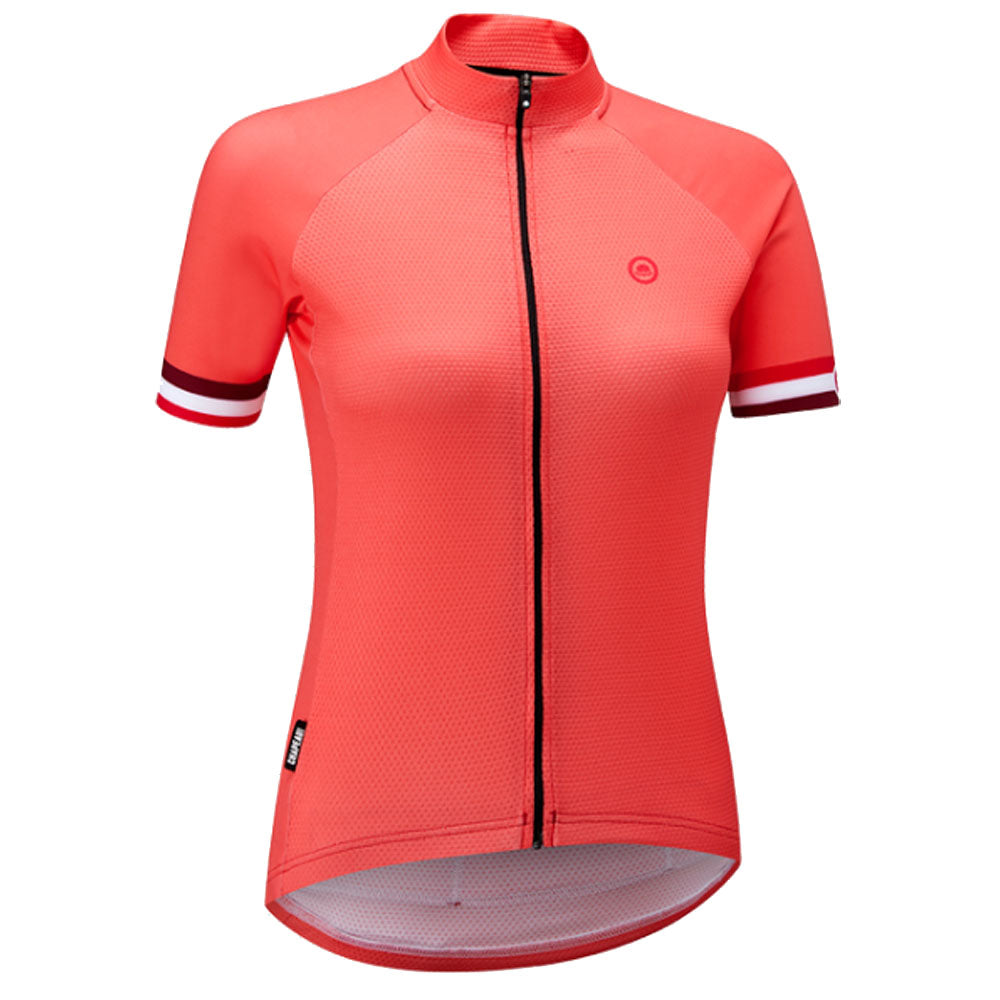 Chapeau! Ladies Club Jersey Logo - Watermelon | VeloVixen