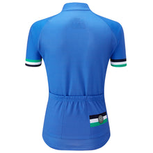 Load image into Gallery viewer, Chapeau! Club Jersey Logo - Cerulean Blue