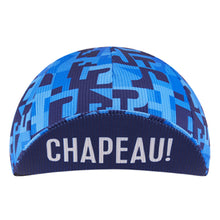 Load image into Gallery viewer, Chapeau! Lightweight Cap Club Pattern - Cerulean Blue