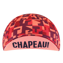 Load image into Gallery viewer, Chapeau! Lightweight Cap Club Pattern - Hot Coral