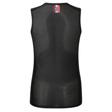 Load image into Gallery viewer, Chapeau! Mesh SL Base Layer Neck Stripe - Black