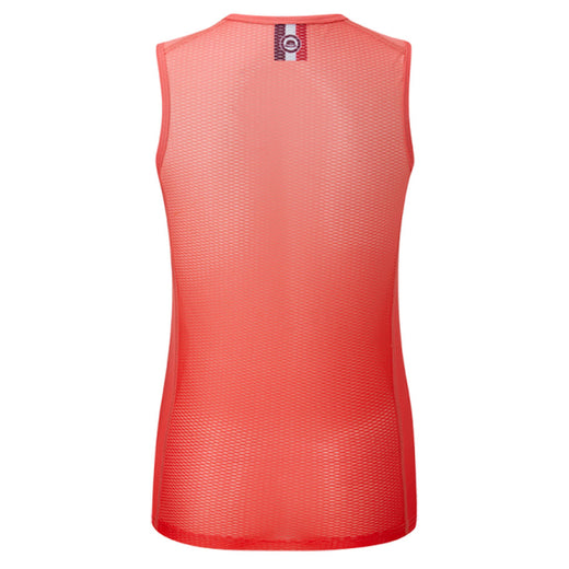 Chapeau! Mesh SL Base Layer Neck Stripe - Watermelon