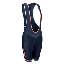 Load image into Gallery viewer, Chapeau! Womens Club Cycling Bibshorts - Deep Ocean | VeloVixen