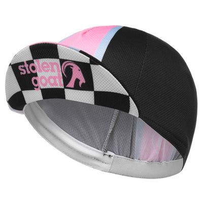Stolen Goat Cycling Cap - Champion Pink