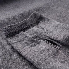 Load image into Gallery viewer, Findra Caddon Merino Jersey - Slate Grey/Charcoal