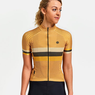 Chapeau! Club Stripe Jersey - Gold