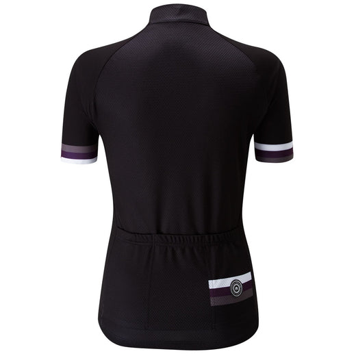 Chapeau! womens cycling jersey black stripe from VeloVixen