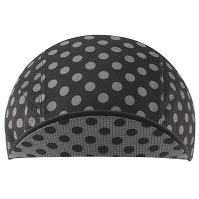Chapeau! Lightweight Cap Polka Dot - Black