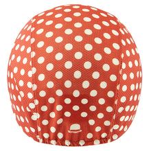 Load image into Gallery viewer, Chapeau! Lightweight Cap Polka Dot - Devon Red