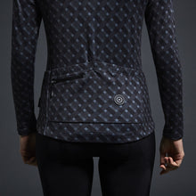 Load image into Gallery viewer, Chapeau! Madeleine Thermal Jersey - Light Black