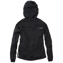 Load image into Gallery viewer, Madison Flux Super Light Waterproof Softshell Jacket (Black)