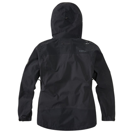 Madison DTE women's waterproof jacket, black