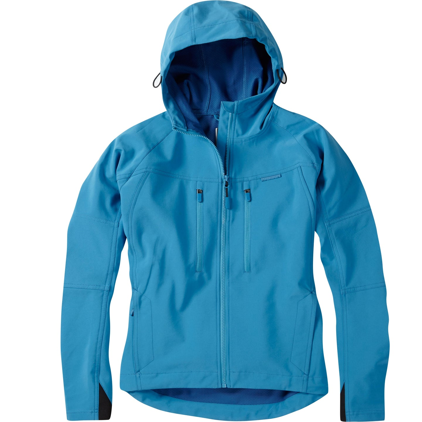 Madison Zena women's softshell jacket, caribbean blue | VeloVixen