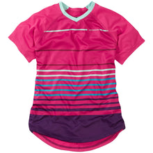 Load image into Gallery viewer, Madison Zena women's short sleeve jersey, rose red | VeloVixen