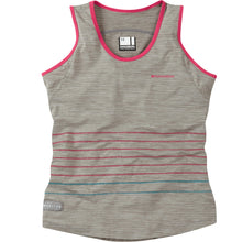 Load image into Gallery viewer, Madison Leia Sleeveless Jersey - Silver Grey