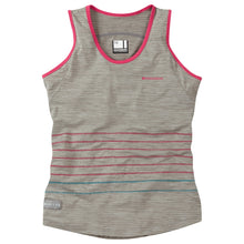 Load image into Gallery viewer, Madison Leia women's sleeveless jersey, silver grey | VeloVixen