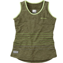 Load image into Gallery viewer, Madison Leia Sleeveless Jersey - Olive Green