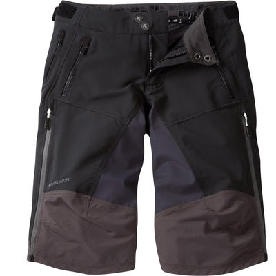 Madison Zena women's 4-Season DWR shorts, black