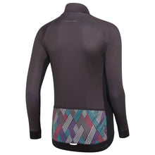 Load image into Gallery viewer, Madison Sportive Long Sleeve Thermal Jersey - Crosshatch Dark Shadow
