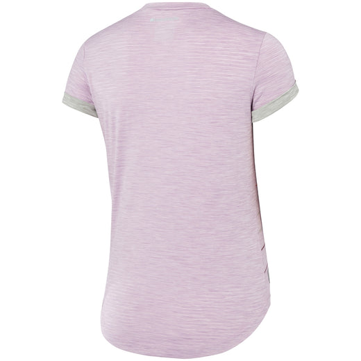Madison Leia Short Sleeve Jersey - Violet Mist/Silver Grey