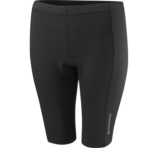Madison Track women's shorts, black | VeloVixen