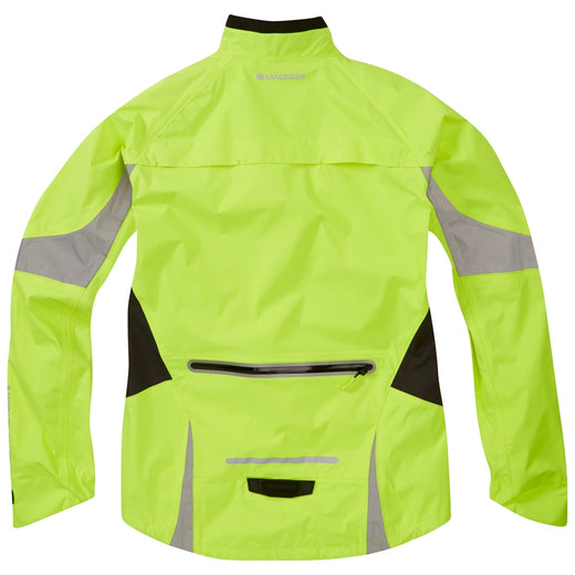 Madison Stellar Waterproof Jacket - Hi Viz Yellow
