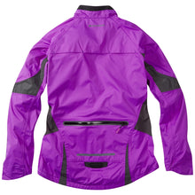Load image into Gallery viewer, Madison Stellar women's waterproof jacket, purple cactus
