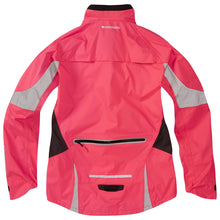Load image into Gallery viewer, Madison Stellar women's waterproof jacket, diva pink
