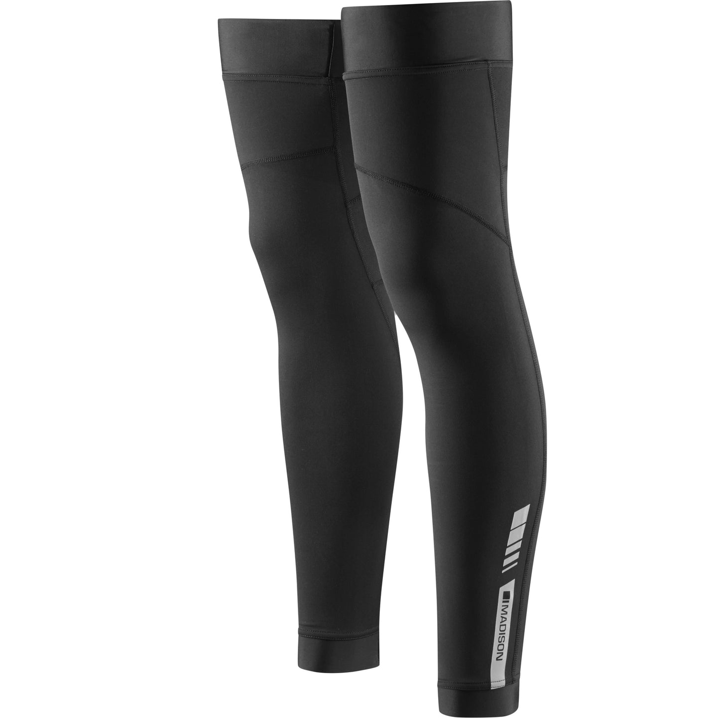 Madison Sportive Thermal leg warmers, black | VeloVixen