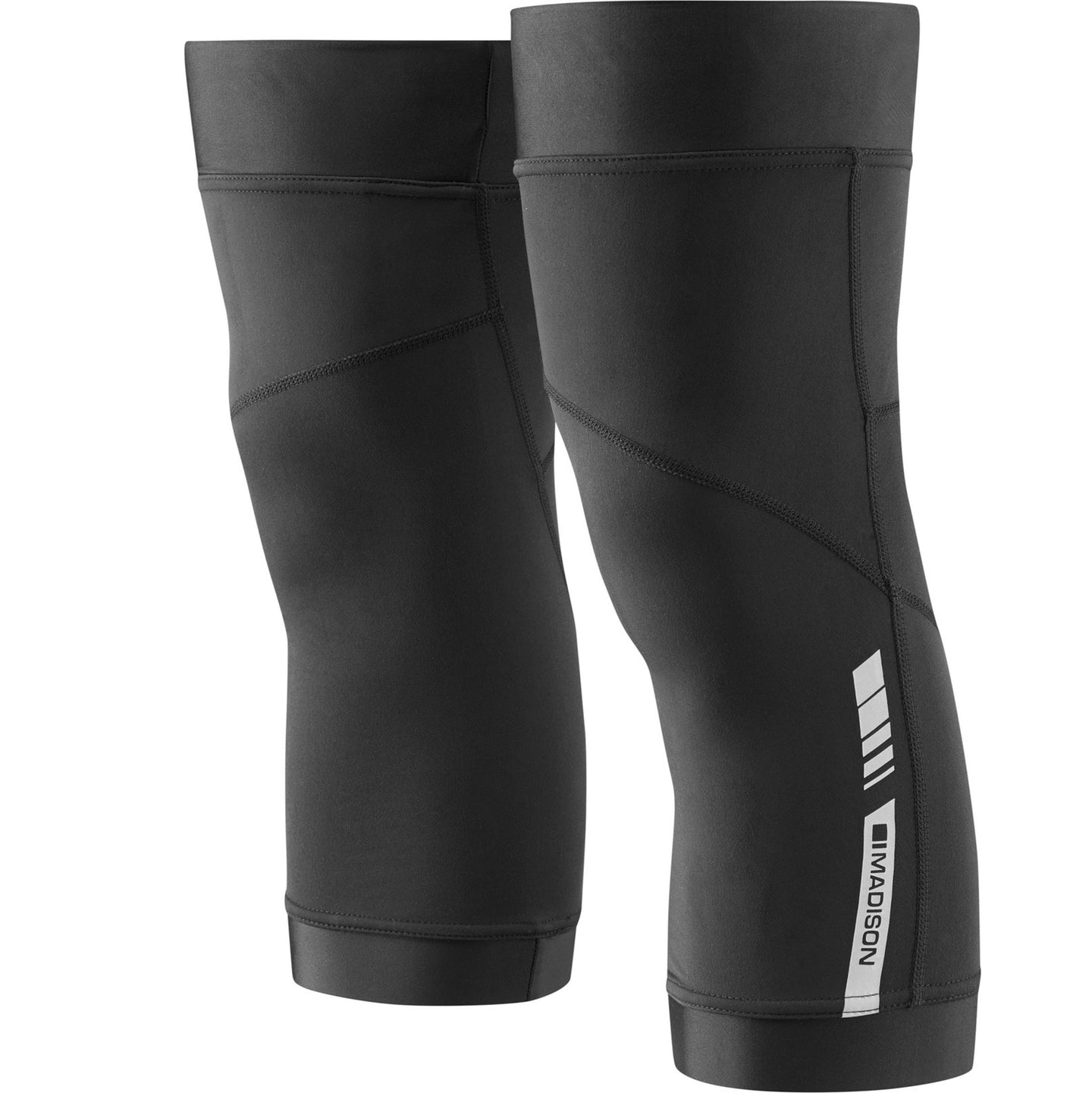 Madison Sportive Thermal knee warmers, black | VeloVixen