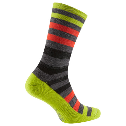 Madison Isoler Merino 3-Season Sock - Yellow Pop