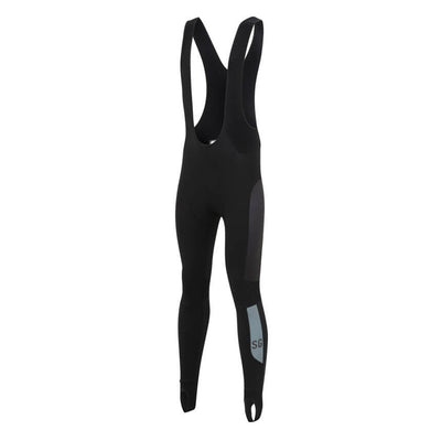 Stolen Goat Orkaan Climb and Conquer Deep Winter Bib Tights - Black