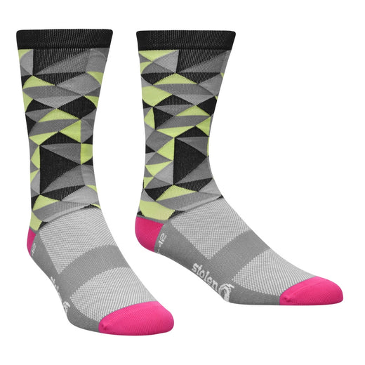 Stolen Goat Coolmax Socks - Cracker Green | VeloVixen