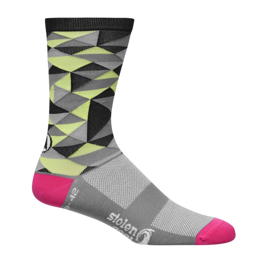 Stolen Goat Coolmax Socks - Cracker Green