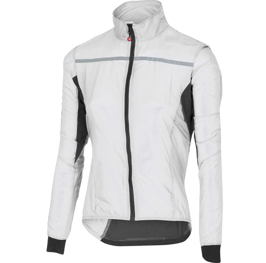 Castelli Superleggera W Jacket - White | VeloVixen
